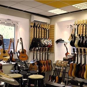 Музыкальные магазины Фершампенуаза