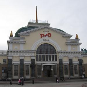 Железнодорожные вокзалы Фершампенуаза