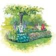 Отель Aldego Village - иконка «сад» в Фершампенуазе